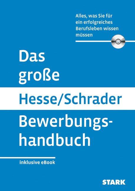 hesseschrader ist zertifizierter weiterbildungstrger - Hesse Schrader Bewerbung